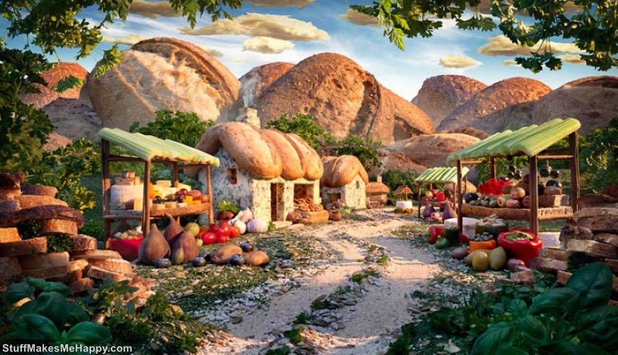 Bread Village