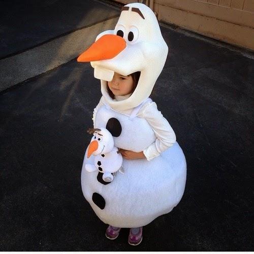 Baju Halloween Anak Yang Unik 2014