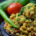 Vegan Indian Corn Chaat