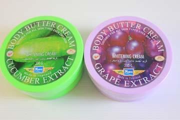Yoko Body Butter