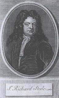 Sir richard steele as an essayist