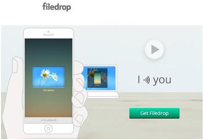 Filedrop para iOS