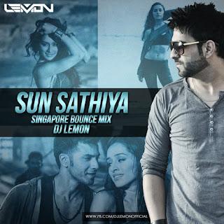 Sun+Saathiya+ABCD2+DJ+Lemon+Remix