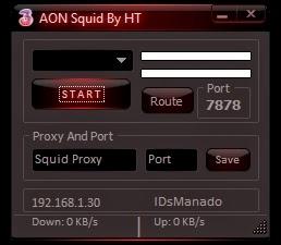 Inject Tri AON Squid By HT 30 Agustus 2014