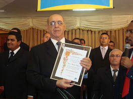 Pr. Osíres Teixeira - Presidente da AD Montese - Fortaleza-Ce