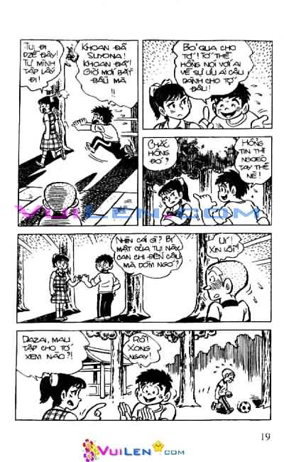 Jindodinho - Đường Dẫn Đến Khung Thành III  Tập 2 page 19 Congtruyen24h