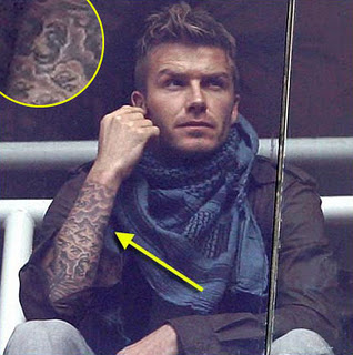 want to know that david beckham tattoos 2013. Black Bedroom Furniture Sets. Home Design Ideas
