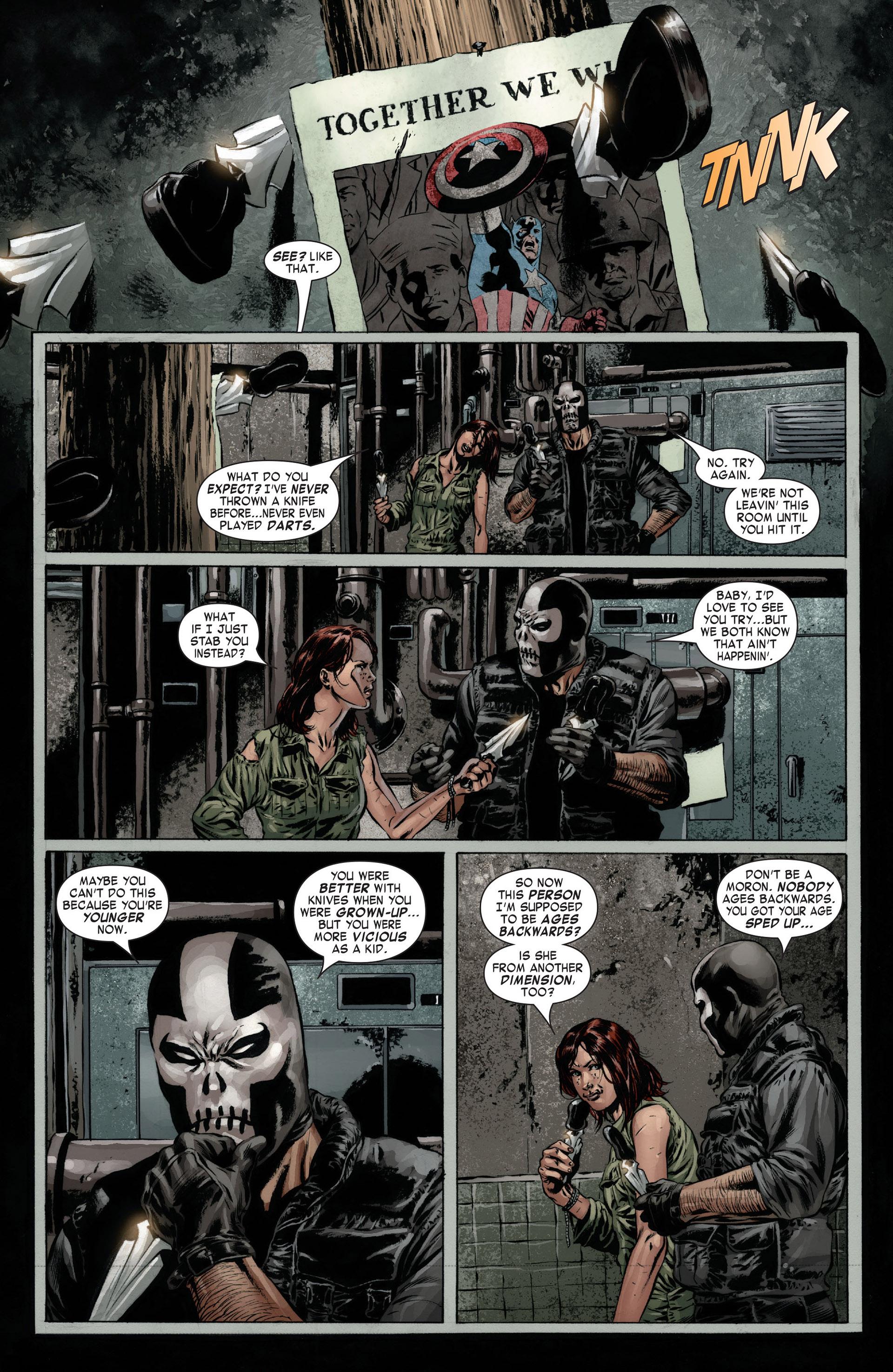 Captain America (2005) Issue #15 #15 - English 13
