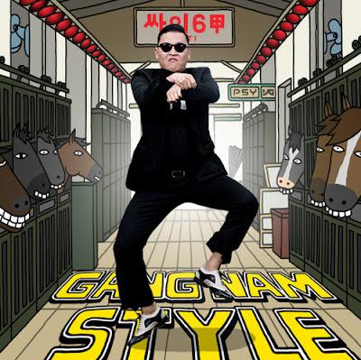 'Gangnam Style' PSY