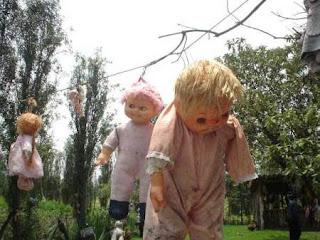 Las muñecas que cobran vida