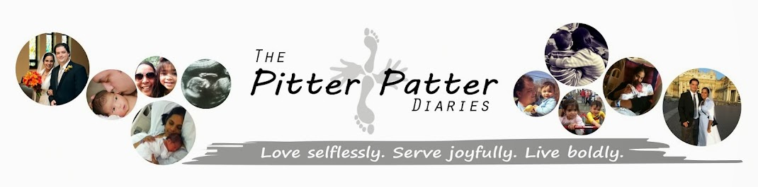 The Pitter Patter Diaries