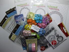 My Birthday Blog Candy