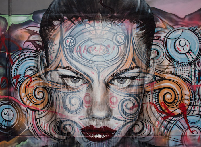 Rone x phibs x lister new mural in sydney australia for Define mural painting