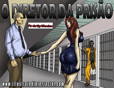 O diretor da prisão