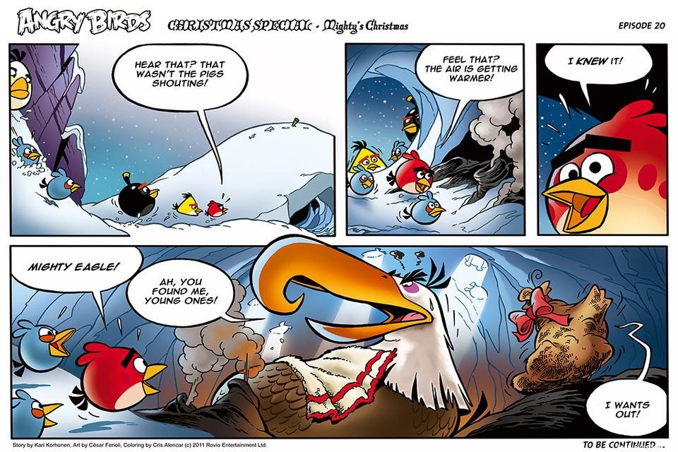 christmas special angry birds 20 24 - Christmas Angry Birds