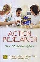 toko buku rahma: buku ACTION RESEARCH, pengarang yaumi, penerbit kencana