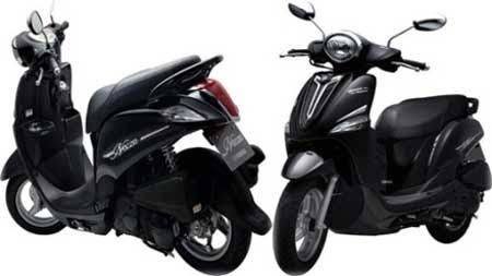 Skutik Yamaha Terbaru 2014