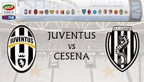 Juventus vs Cesena