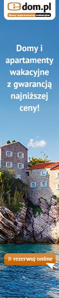 Polecamy rezerwację miejsc noclegowych: