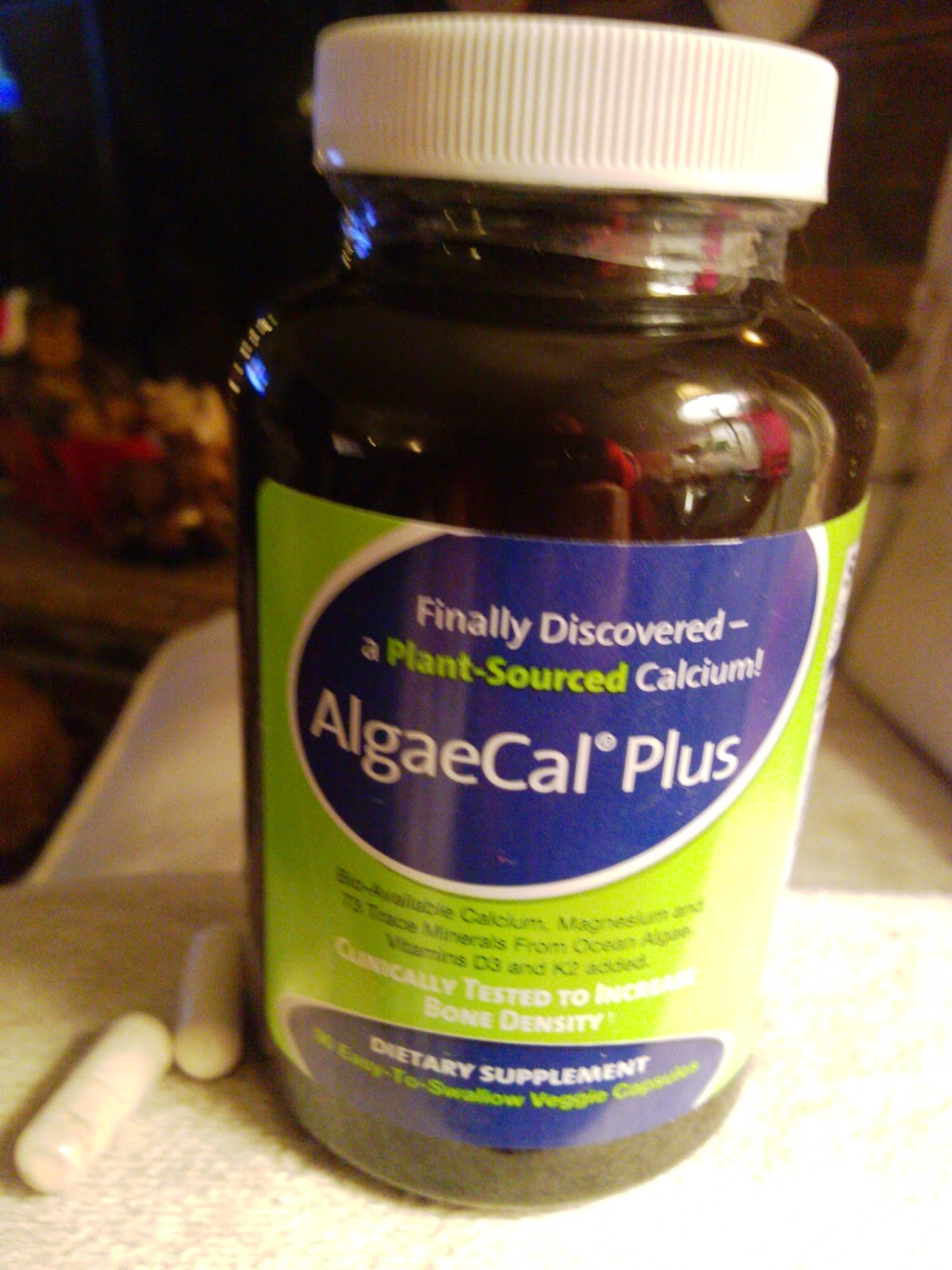 AlgaeCal Plant-Sourced Calcium Review