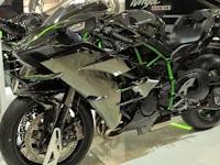 Ini Dia Motor Terbaru Kawasaki, Ninja H2 dan H2R