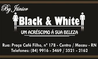 SALÃO BLACK E WHITE