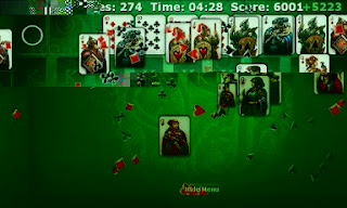 Solitaire Double-Deck HD v2.0 android game
