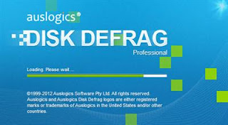 Auslogics Disk Defrag Professional Serial Key Crack Free Download