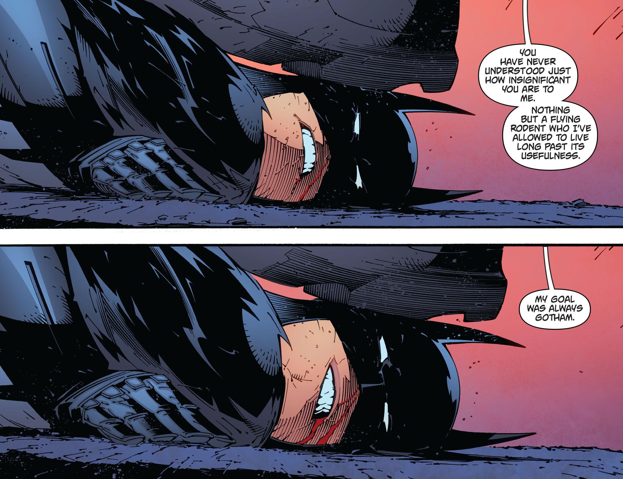Batman: Arkham Knight [I] Issue #15 #17 - English 11