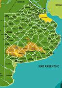 MAPA - PROVINCIA DE  BS. AS.