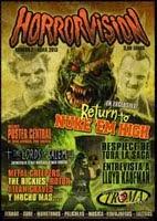 Horrorvision nº 7 - nuevo formato.