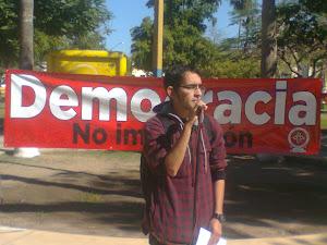 Reclaman democracia en elección de rector en Unison