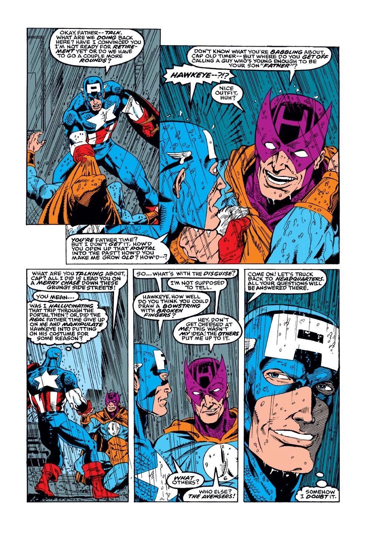 Captain America (1968) Issue #383 #316 - English 26