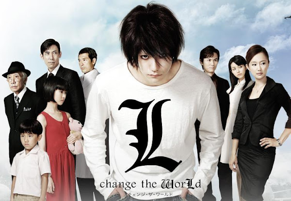Free Download Film Death Note 3: L Change The World Gratis