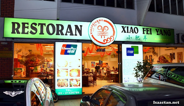 Xiao Fei Yang Steamboat Restaurant Off Jalan Pudu