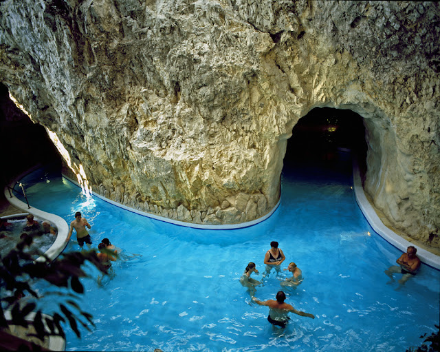 WORLD's OLDEST INDOOR THERMAL BATH (BARLANGFURDO CAVE BATH)