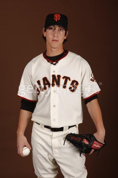 TIM LINCECUM ~ Cool Sports Players