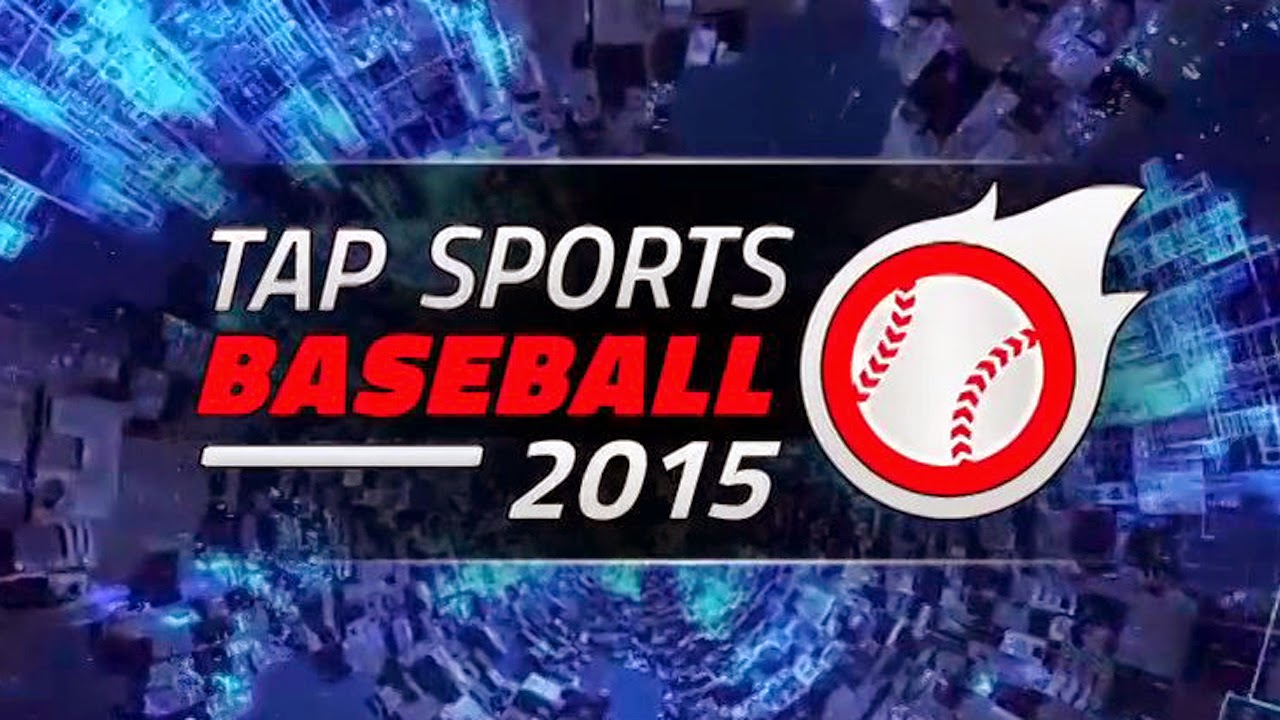 TAP SPORTS BASEBALL 2015 Gameplay IOS / Android