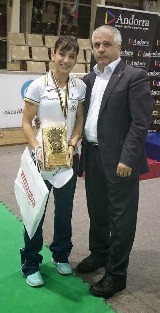 2014 Open de Andorra