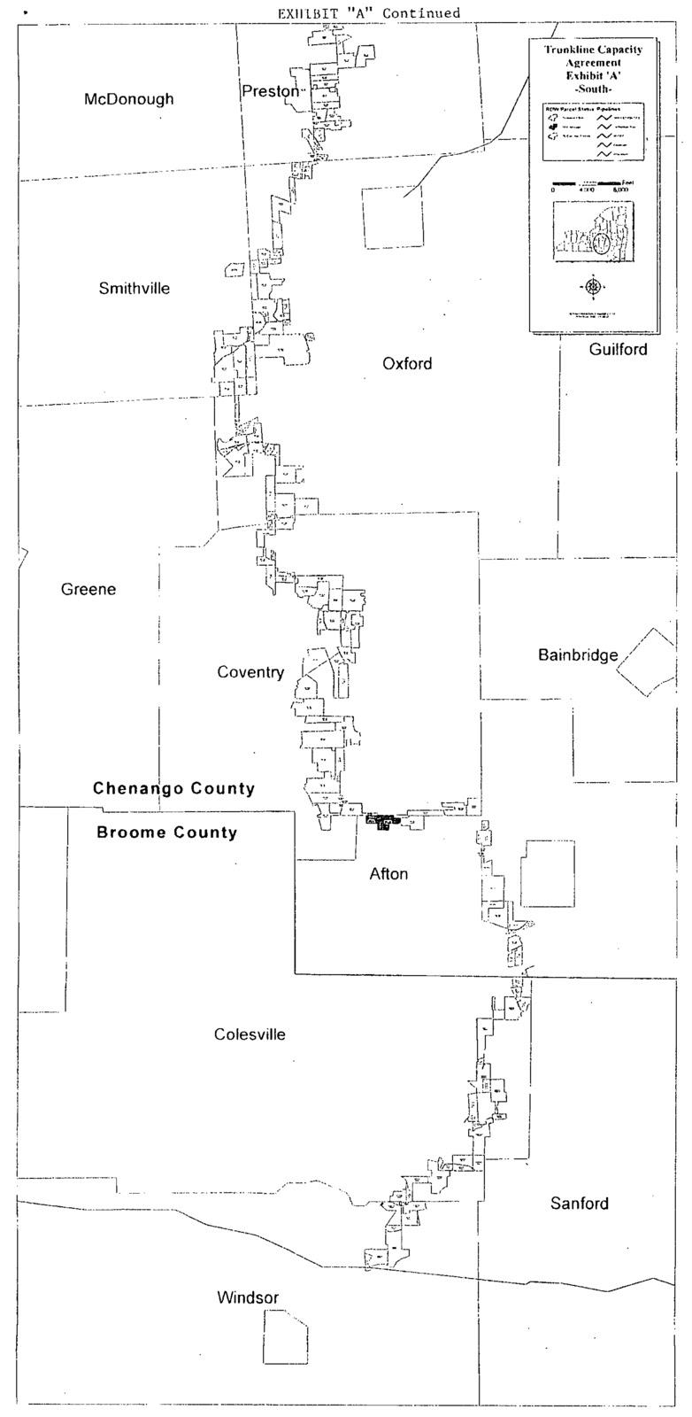 billhustonblog  various pipeline maps