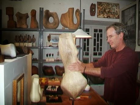 Ιάσονας Γουόλτερ Φίελντ ένας σεμνός και αθόρυβος καλλιτέχνης στο χώρο των εικαστικών στην Ερμιόνη..
