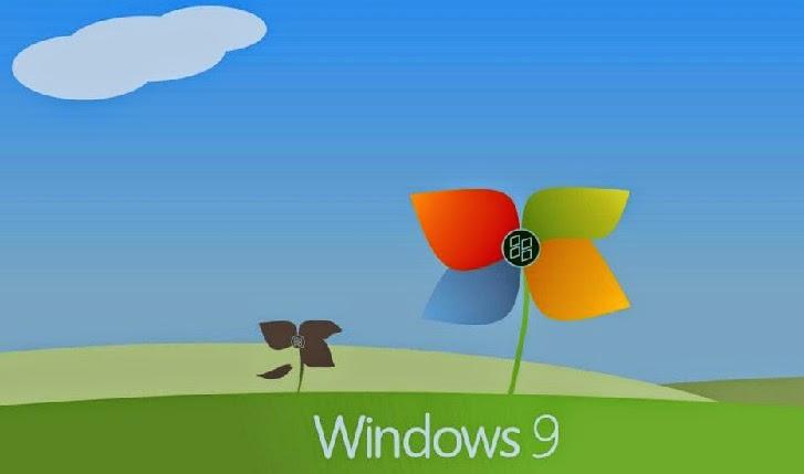 """Microsoft Memberikan """"Teknologi Preview """"Windows 9 Akhir September"""