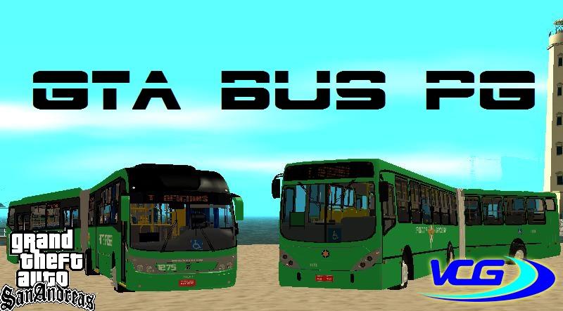 GTA Bus Ponta Grossa