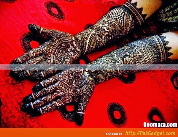 Bridal Mehndi Full Hand Designs : Bridal mehndi designs for full hands b g fashion