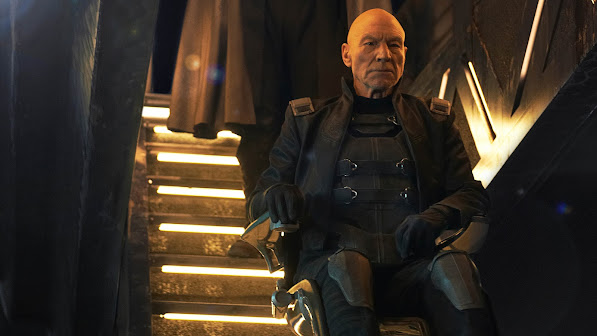 Professor X Days of Future Past 2h