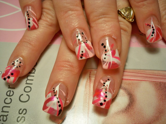 The Astonishing Crazy nail designs Image