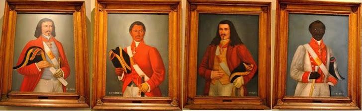 Heróis da Restauração Pernambucana