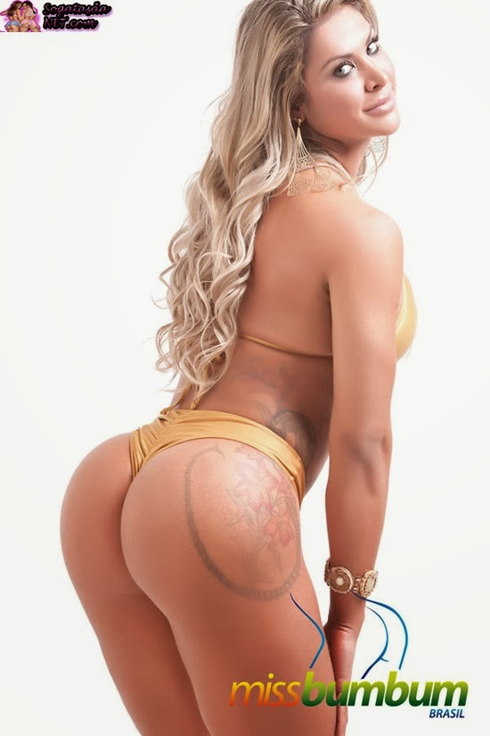 Gatas do Miss Bumbum 2013 foto 7