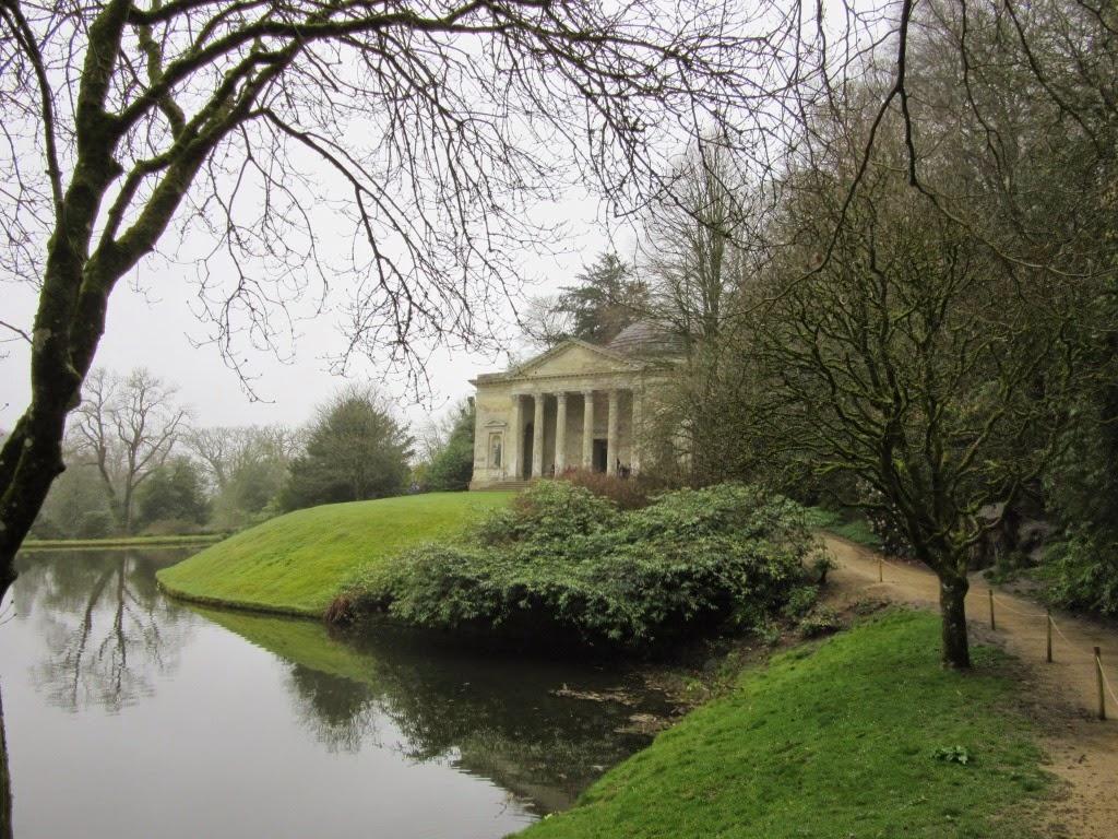 Pantheon Stourhead