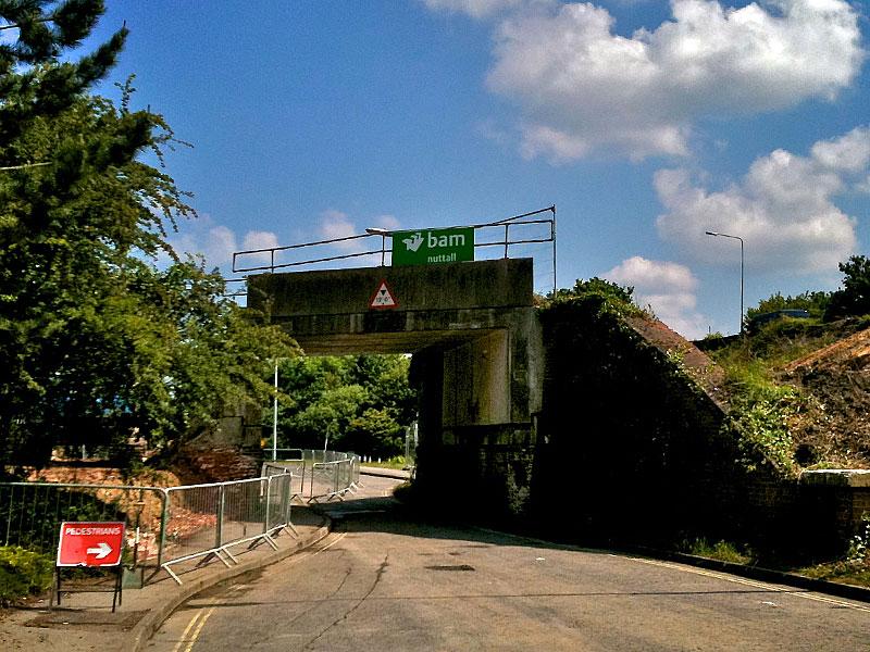 Palmerston Way Bridge